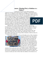 finale position paper
