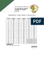 2008 Biologie Etapa Judeteana Barem 9-12