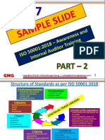 ISO 50001 auditor training ppt