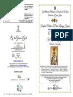 2018- 15 Dec - St Eleftherios-matins & Div Lit Hymns