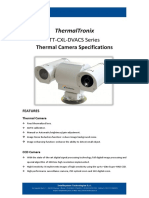 ThermalTronix TT-CXL-DVACS Series Datasheet - SECURITY SYSTEMS