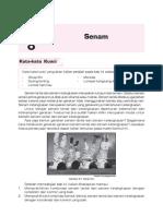 Penjasorkes SD-MI Kelas 6. Bab 8