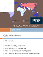 Cold War Revision Early Years