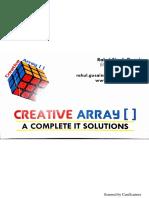 Creative Array