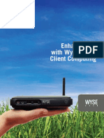 Wyse Cloud Client Computing Guide
