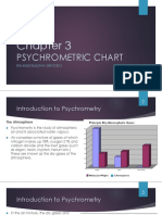 Chapter 3 Psychrometric Chart