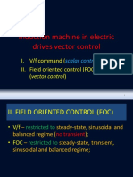 Induction Machine Vector Control