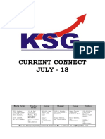 July 2018, Current Connect, KSG India