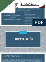 Depreciacion y Agotamiento