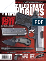 Concealed Carry Handguns 2018