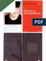 Beatriz Preciado - Manifesto Contrassexual.pdf