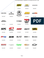 High Performance Logos