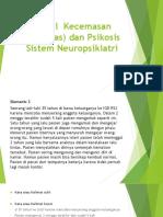 Modul Kecemasan (Anxietas) Dan Psikosis
