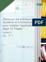 Architecture Guide SageX3PeopleV9 FRA v1d