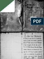05 Defunciones 1826-1853