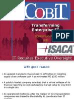 COBIT Overview