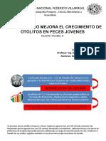 A_el Co2 Elevado Mejora El Crecimiento de Otolitos en Peces Jovenes