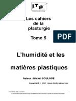 5 Humidité Et Matières Plastiques