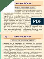 Capítulo 2 (1P) - Procesos Del Software (1)