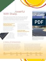 Sol Dow WhySharp Flyer