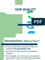 Flour Quality