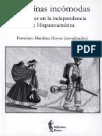 Heroínas incómodas. La mujer en la independencia de hispanoamérica. Capítulo