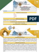 Organizacion y medidas de patronaje
