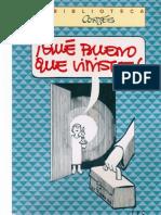 CORTÉS, J. L., Qué bueno que viniste. PPC, 2 ed, 2003.pdf