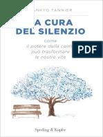 Kankyo Tannier-La Cura Del Silenzio-Sperling & Kupfer (2017)