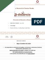 Medicina Forense 09.10.2018