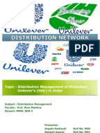 management thesis on distribution channel of hindustan uni lever Project report on sales and distribution management pdf with project shakti, hindustan unilever has answered this challenge through overallsome authors argue that the effective management of distribution channels a.