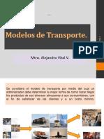 8. Modelos de Transporte