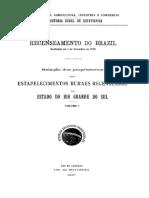 Listagem de Propriedades Agriacutecolas No Rio Grande Do Sul Em 1920 Ibge 1920