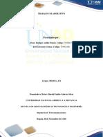 Actividad 6 ParticipacionTrabajo Grupal Ingeniera de Las Telecomunicaciones Grupo 301401A_474