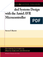 (Synthesis Lectures on Digital Circuits and Systems) Steven Barrett, Mitchell Thornton-Embedded Systems Design with the Atmel AVR Microcontroller (Synthesis Lectures on Digital Circuits and Systems)-M.pdf