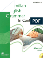 Muestra English Grammar in Context. Advanced