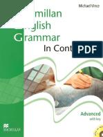 Muestra English Grammar in Context. Advanced
