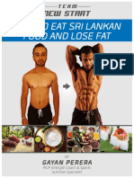 How to Eat Sri Lankan Food and Lose Fat SL