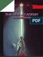SWd6 the Jedi Academy Source Book