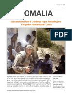 Somalia Recalled