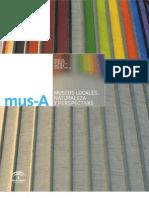 Revista Mus-A nº8. Revista de las Instituciones del Patrimonio Cultural Andaluz