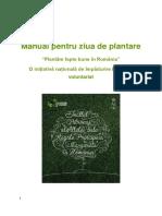 Manual plantare arbori
