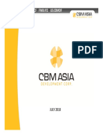9. CBM Development in Indonesia