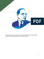 Dr Ambedkar - A short timeline