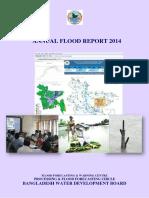 Annual Flood Report 2014