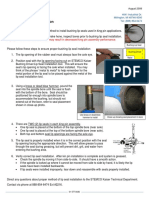 01 577 0036 Bushing Lip Seal Tech Tip 103