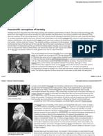 Heredity Britannica Online Encyclopedia