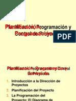 Gestion Proyectos Planificacion, Programacion y Control-converted