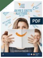 Bando Diritto Allo Studio a.a. 2018 19