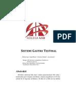 Sistemi Gastro Testinal